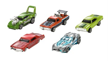 Hot Wheels Onlu Araba Oyun Seti 54886
